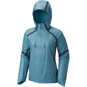 Columbia OutDry Ex Featherweight Shell giacca Donna, geyser